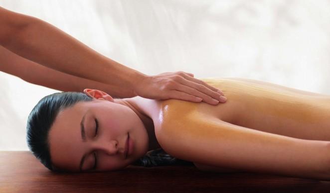 massaggio muscolare profondo
