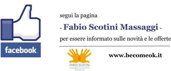 segui pagina facebook di Fabio Scotini