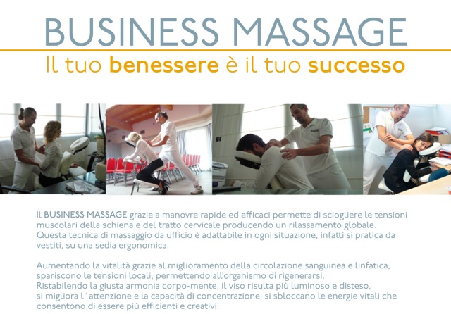 business massage