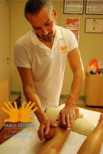 massaggio maori - drenante profondo